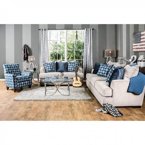 Furniture of America - Navan Sofa