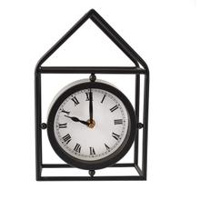 House Frame Desk Clock