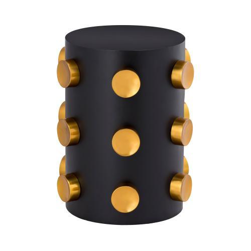 Tov Furniture - Rockstar Gold Side Table