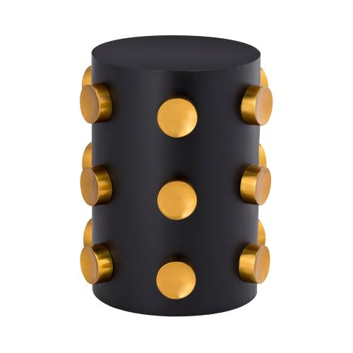 Rockstar Gold Side Table