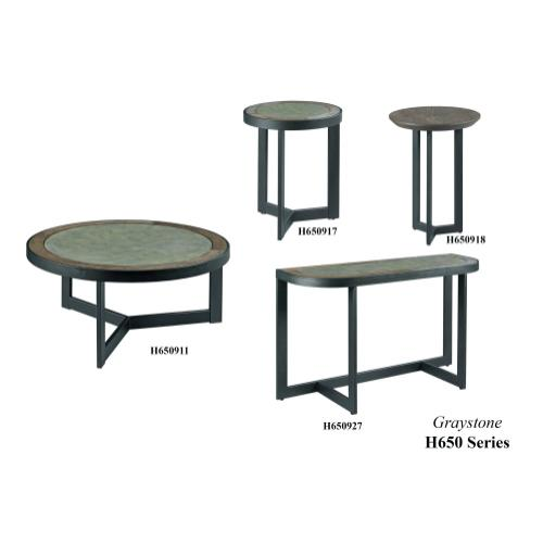 H650 Graystone Tables