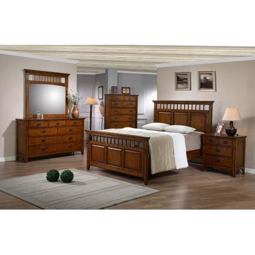 Product Image - Queen Bed Frame - Tremont