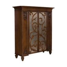 Dressing Armoire w/Castered Stool