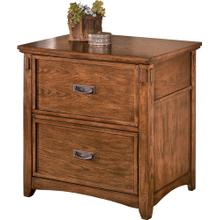 Cross Island File Cabinet