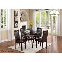 5pc/1 Pack Dinette Set