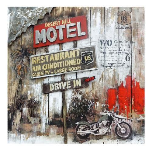 Crestview Collections - Motel