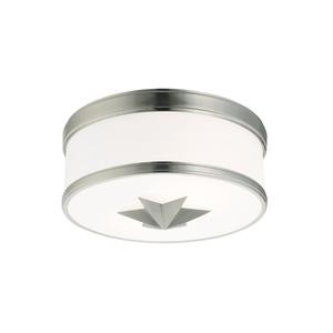 Flush Mount - SATIN NICKEL Product Image