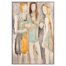 Jackie Ellens' The Wine Drinkers
