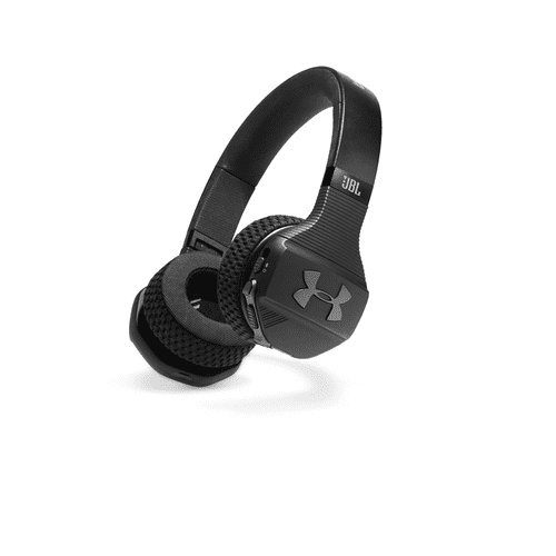 UA Sport Wireless Train - Engineered by JBL Wireless on-ear headphone built for the gym