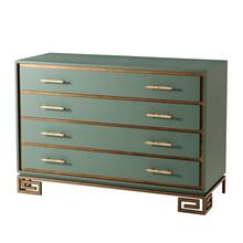 Fascinate Chest - Laurel Green
