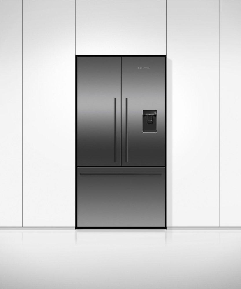 """Freestanding French Door Refrigerator Freezer, 36"""", 20.1 cu ft, Ice & Water Photo #4"""