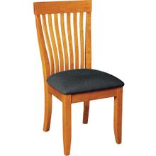 Monterey Side Chair - Upholstered Seat