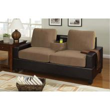View Product - 2-seat Sofa W/ Console