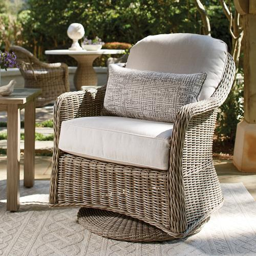Savannah Swivel Glider Chair
