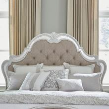 King Uph Mirror Headboard