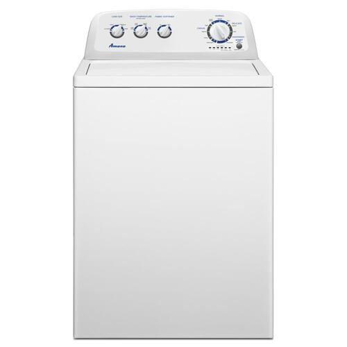 Amana 4.1 cu. ft. Top Load Washer with Dual Action Agitator