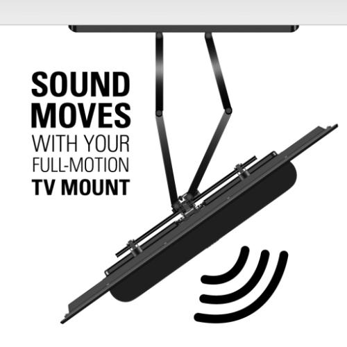 Soundbar mount designed for Sonos Beam