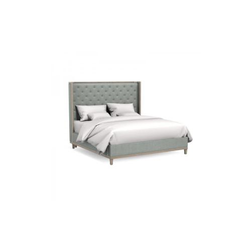 Artiste NOW Anna Upholstered California King Bed