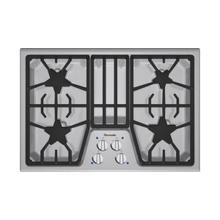 "Masterpiece 30"" Stainless steel gas cooktop 4 Burner SGS304FS"