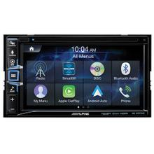 6.5-Inch CD/DVD Receiver with GPS Navigation