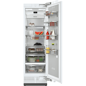 MieleK 2601 Vi - MasterCool™ refrigerator For high-end design and technology on a large scale.