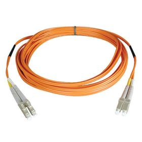 Duplex Multimode 62.5/125 Fiber Patch Cable (LC/LC), 3M (10 ft.)