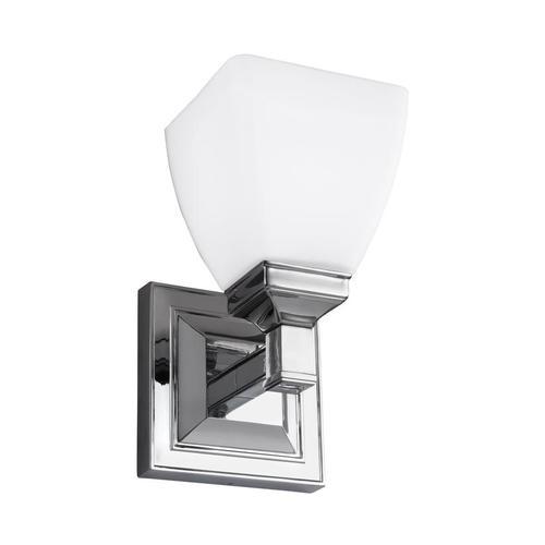 Putnam 1 - Light Sconce Chrome