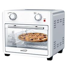 View Product - Brentwood AF-2400SI 24-Quart Convection Air Fryer Toaster Oven with 60-Minute Timer, Silver