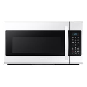 Samsung1.9 cu ft Over The Range Microwave with Sensor Cooking in White