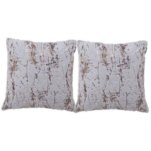 Misfit Pillow - Grey Moon