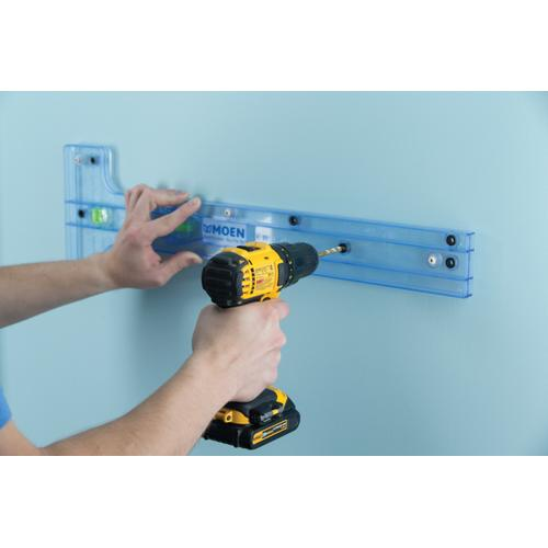 """Moen N/a or unfinished 30"""" installation kit"""