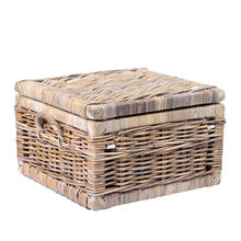 See Details - Rattan Trunk