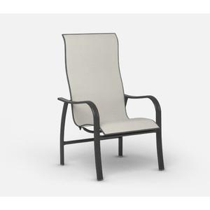 High Back Dining Chair - Sling