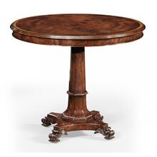 Regency octagonal pier table