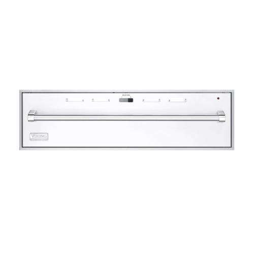 "White 36"" Professional Warming Drawer - VEWD (36"" wide)"