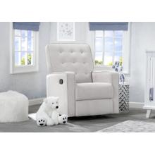 Gavin Nursery Glider Swivel Recliner Featuring LiveSmart Fabric by Culp - Linen (150)
