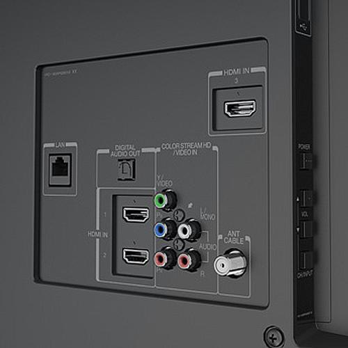 "Toshiba - 50L3400U 50"" Class 1080P LED Smart TVused"