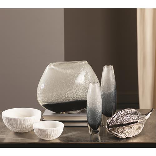 Chiseled Alabaster Bowl-Sm