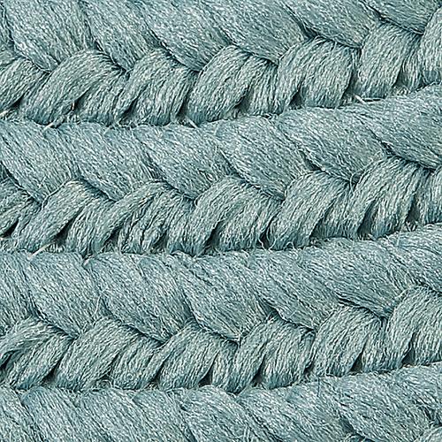 Boca Raton Rug BR54 Federal Blue 8' X 8'