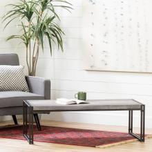 Coffee Table - Driftwood Gray