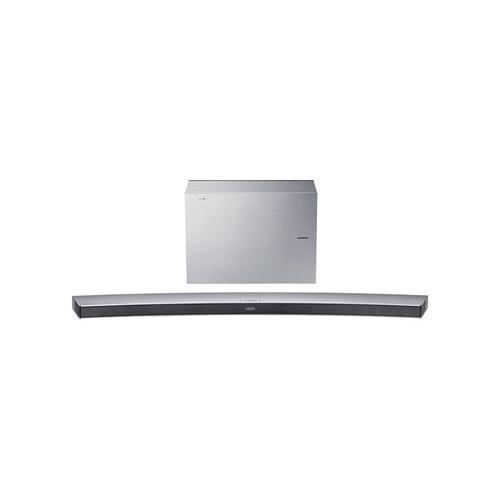 Samsung - HW-J7501R Curved Soundbar W/ Wireless Subwoofer