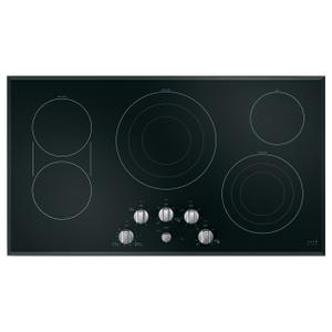 "Cafe36"" Knob-Control Electric Cooktop"