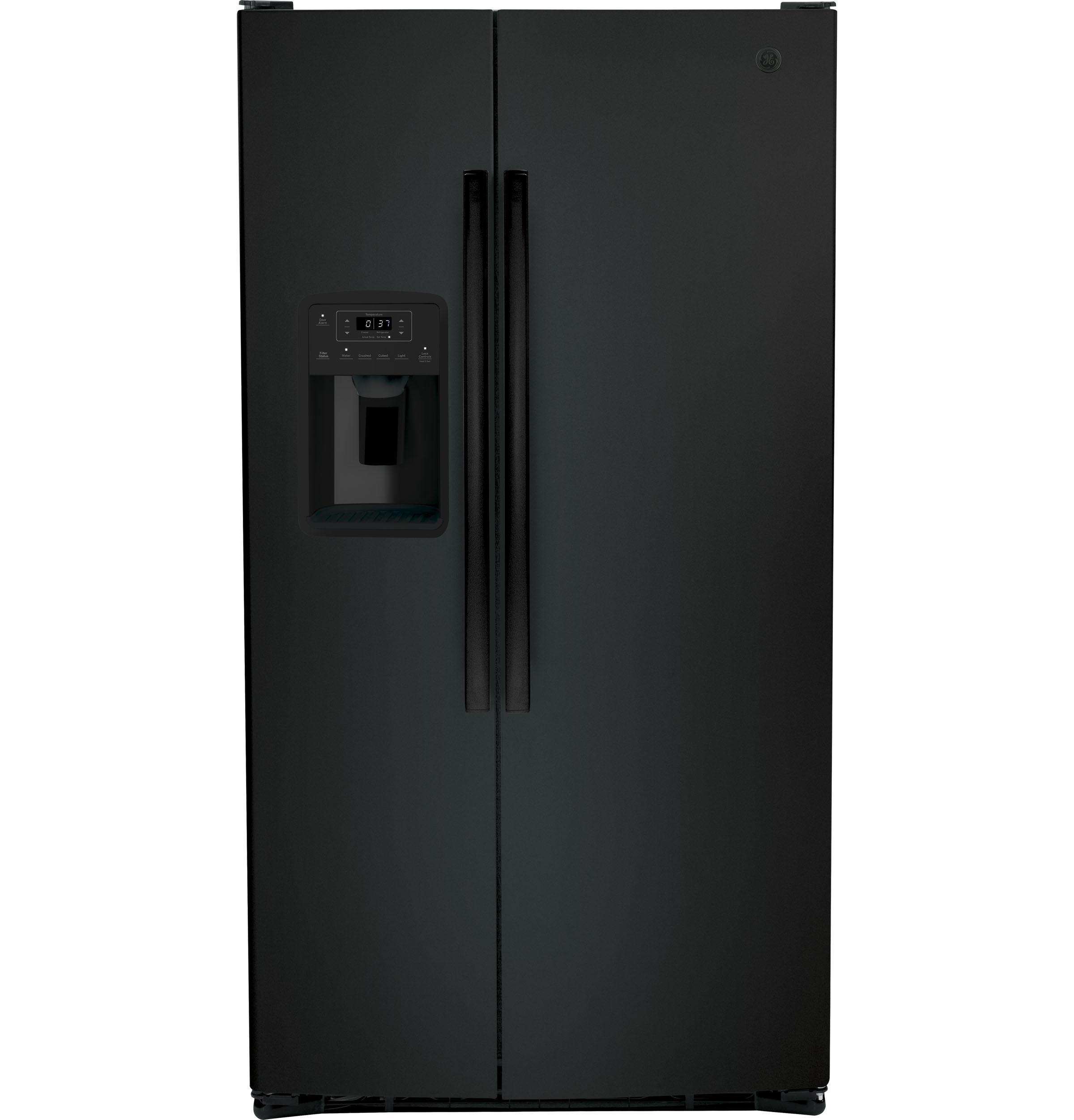®ENERGY STAR® 25.3 Cu. Ft. Side-By-Side Refrigerator