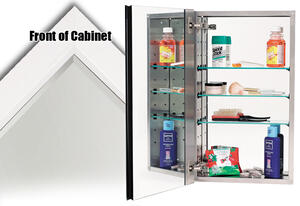 Mirror Cabinet MC40244 Product Image