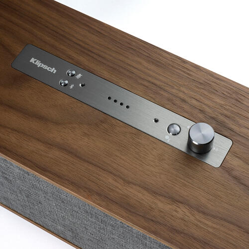 Klipsch - The One with Google Assistant Tabletop Stereo