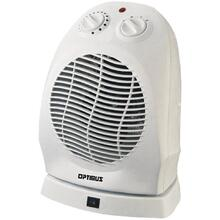 Portable Oscillating Fan Heater with Thermostat