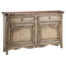 Gentry 2-door 2-drawer Sideboard