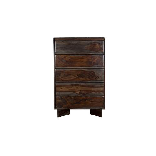 Porter International Designs - Cambria Midnight Bedroom Set, B8390-M