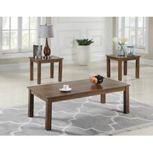 6615 3PC Contemporary Table SET