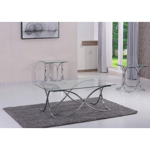 7316 Cocktail and End Table Set